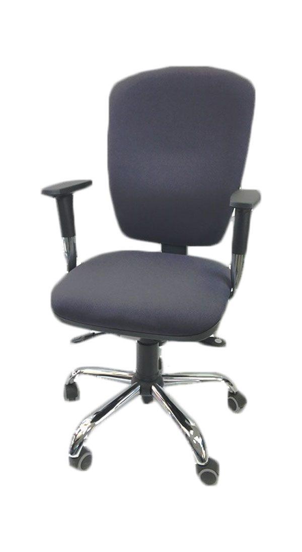Ergonomski pisarniški stol MEGABIT za udobno sedenje